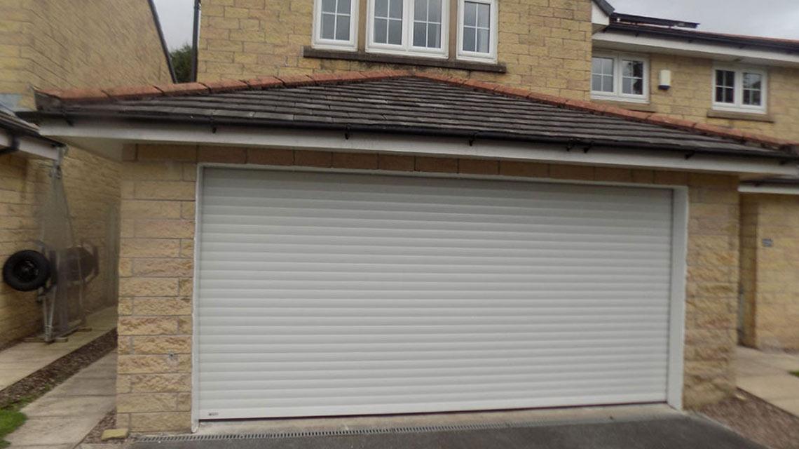 SeceuroGlide Classic Garage Door Installation