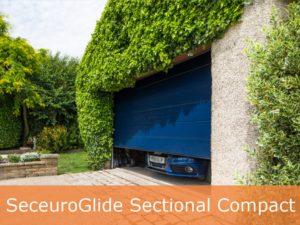 Securoglide Sectional Compact Garage Doors