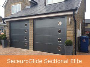 Securoglide Sectional Elite Garage Doors