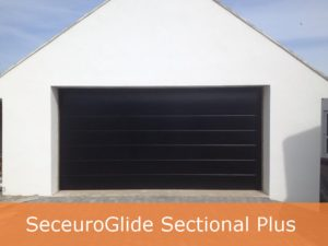 Securoglide Sectional Plus Garage Doors